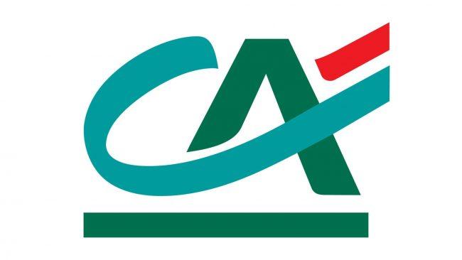 Credit Agricole Logo 1987-heute