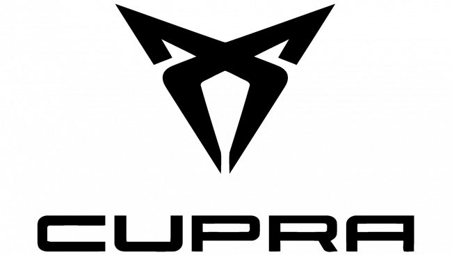 Cupra Logo (2018-Heute)