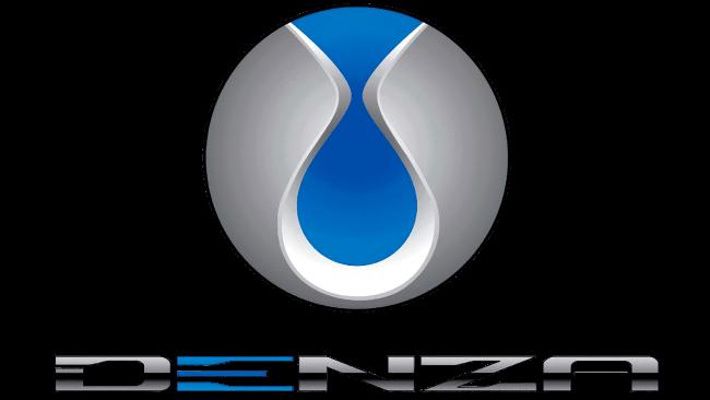 Denza Logo (2010-Heute)