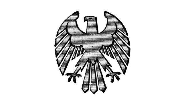 Deutsche Bank Logo 1929-1930