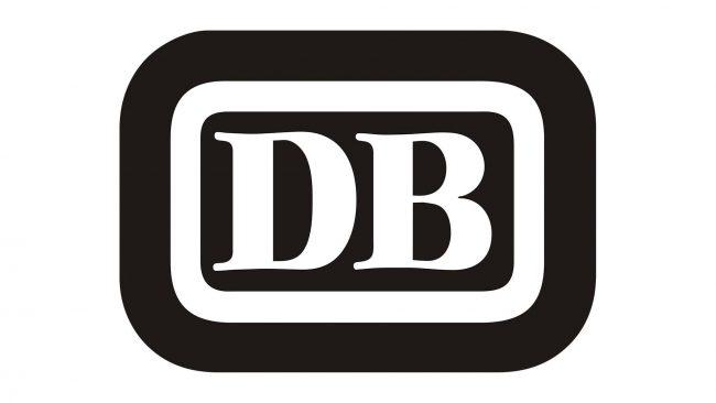 Deutsche Bundesbahn (BRD) Logo 1949-1994