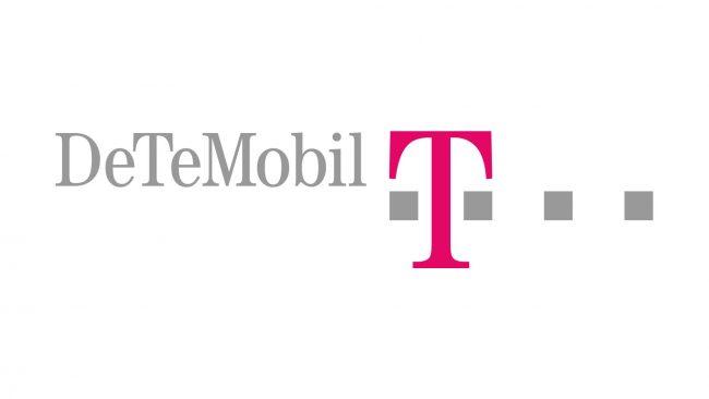 Deutsche Telekom Mobilfunk (DeTeMobil) Logo 1995-1996