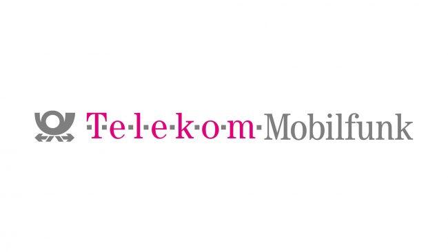 Deutsche Telekom Mobilfunk Logo 1992-1995