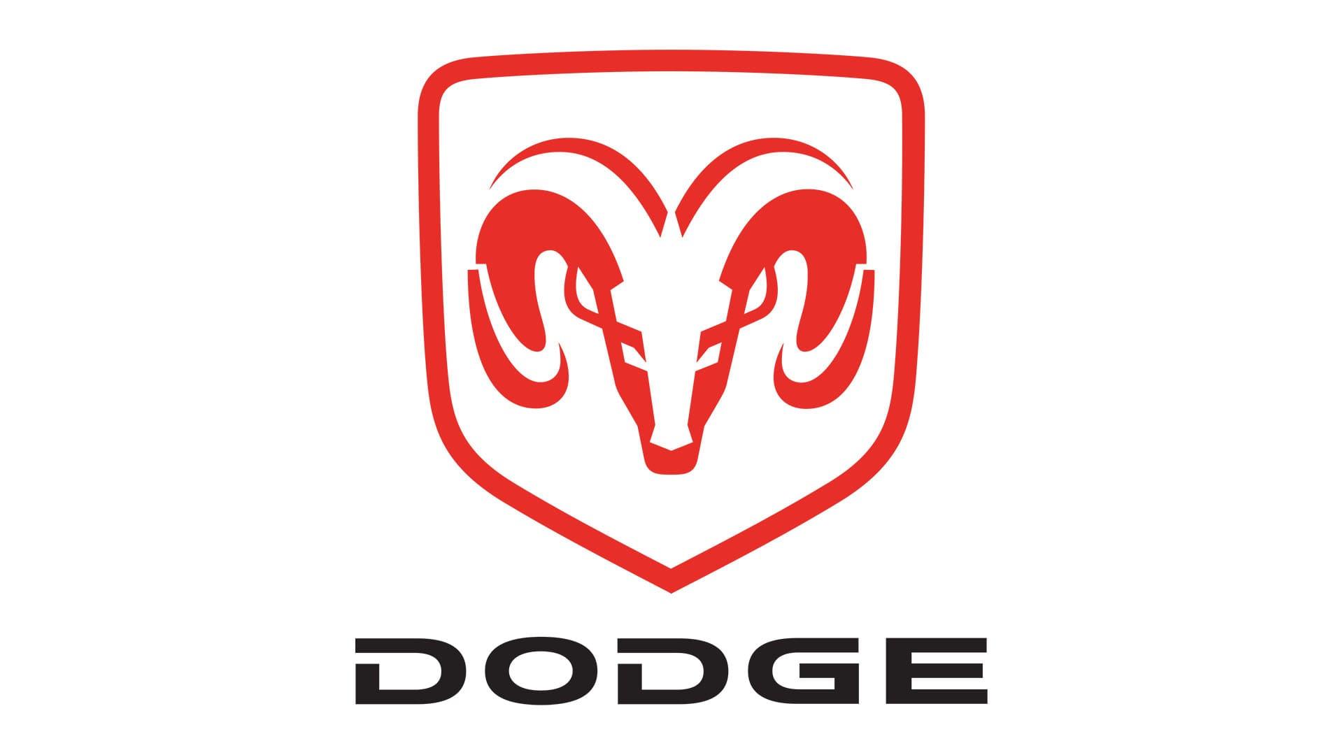 dodge emblem pics Dodge Logo  Logo, zeichen, emblem, symbol. Geschichte und Bedeutung