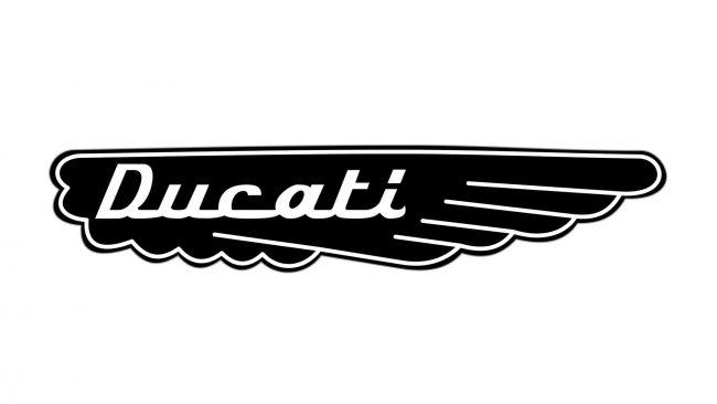 Ducati Logo 1967-1977