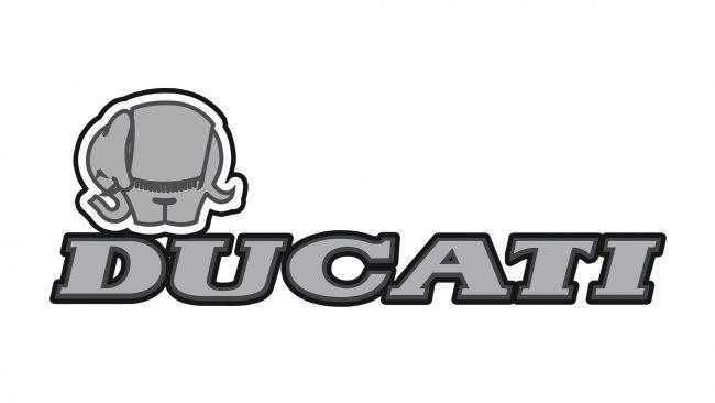 Ducati Logo 1985-1997