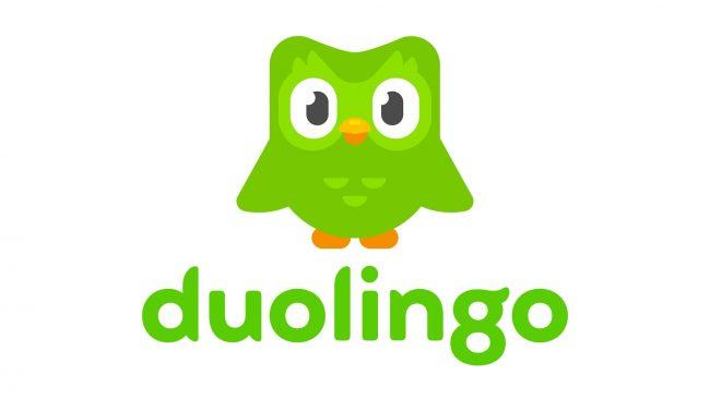 Duolingo Logo 2019-heute