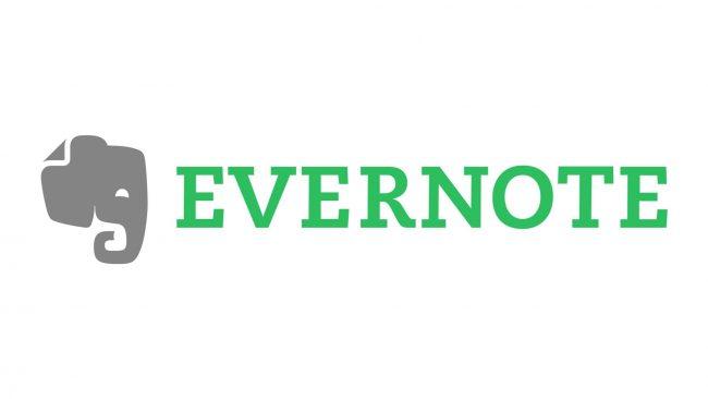Evernote Logo 2008-2018