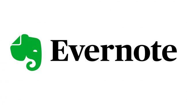 Evernote Logo 2018-heute