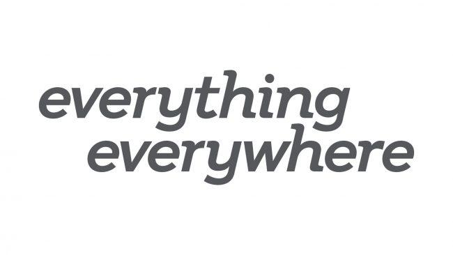 Everything Everywhere Logo 2010-2012