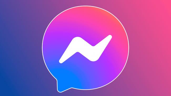 Facebook Messenger Emblem