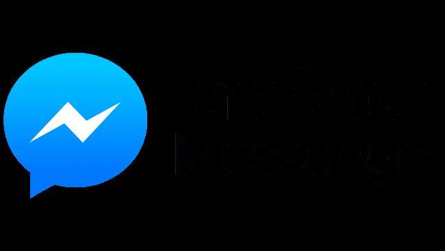 Facebook Messenger Zeichen