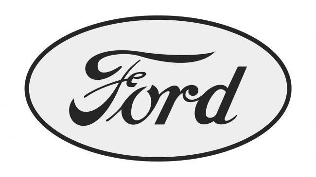 Ford Logo 1917-1927