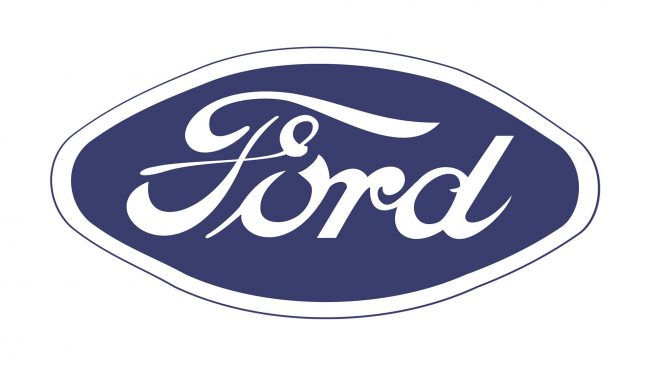 Ford Logo 1957-1961