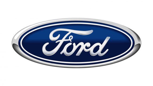 Ford Logo 1976-2003