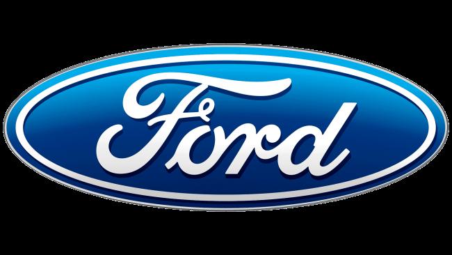 Ford Romania Logo (2008-Heute)