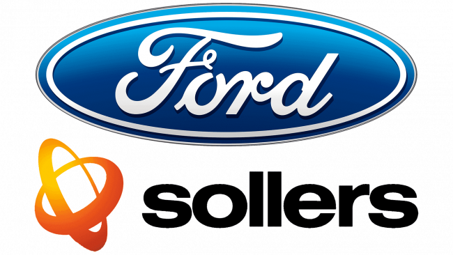 Ford Sollers Logo (2011-2019)