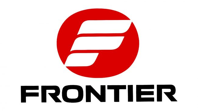 Frontier Airlines Logo 1978-1986