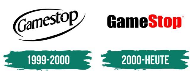 GameStop Logo Geschichte