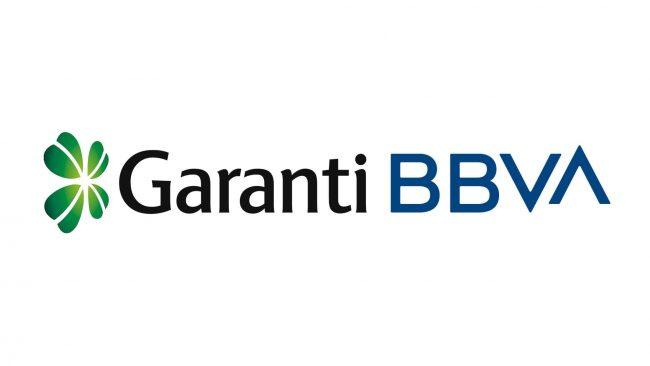 Garanti BBVA Logo 2019-heute