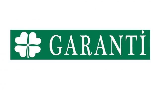Garanti Bank Logo 1990-2001