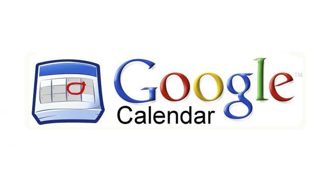 Google Calendar Logo 2006-2009