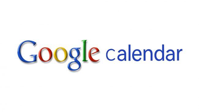 Google Calendar Logo 2009-2010