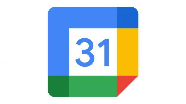 Google Calendar Logo 2020-heute