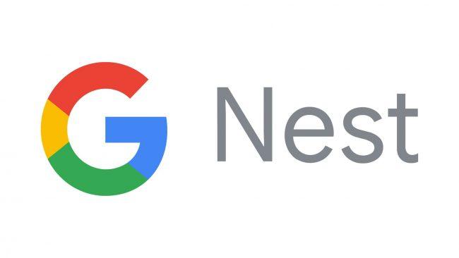 Google Nest Logo 2018-heute