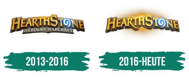 Hearthstone Logo Geschichte