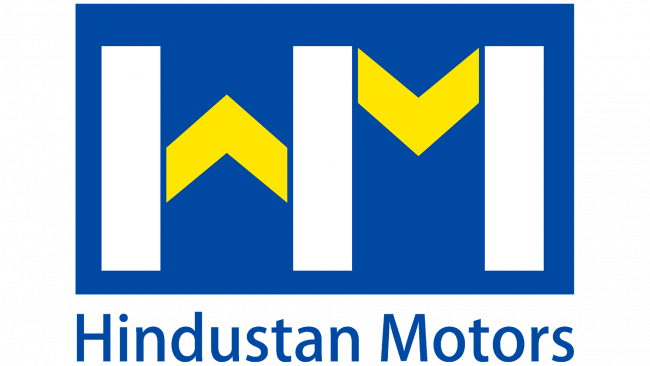 Hindustan Motors Logo (1942-Heute)