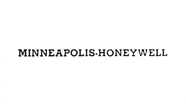 Honeywell Logo 1937-1942
