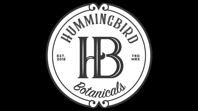 Hummingbird Botanicals Altes Logo