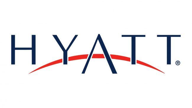 Hyatt Hotels Logo 1990-2013