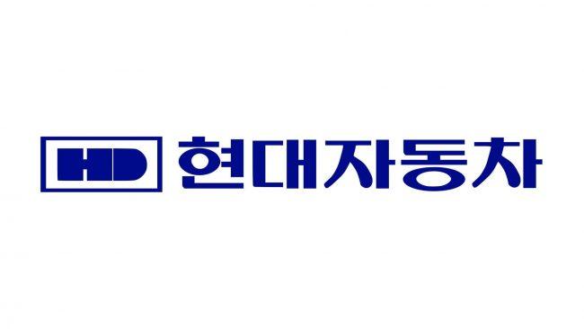 Hyundai Logo 1978-1992