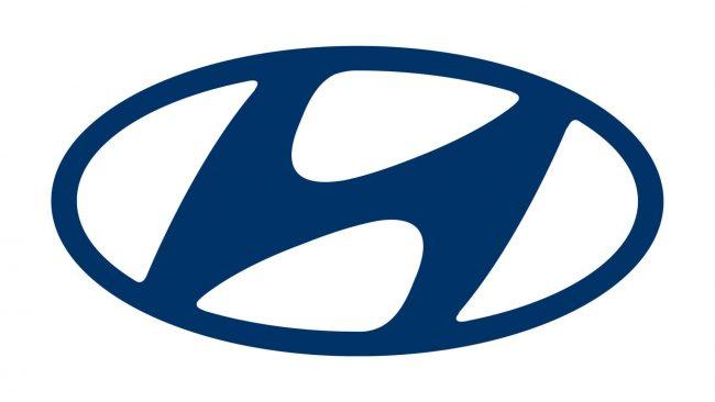 Hyundai Logo 1990-heute