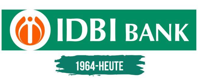 IDBI Bank Logo Geschichte