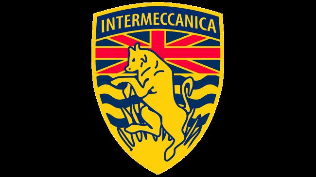 Intermeccanica Logo (1959-Heute)
