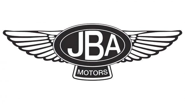 JBA Motors Logo mit Flügeln