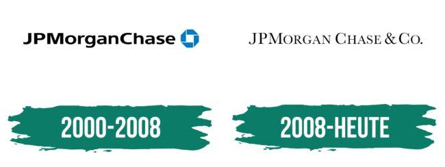 JPMorgan Chase Logo Geschichte