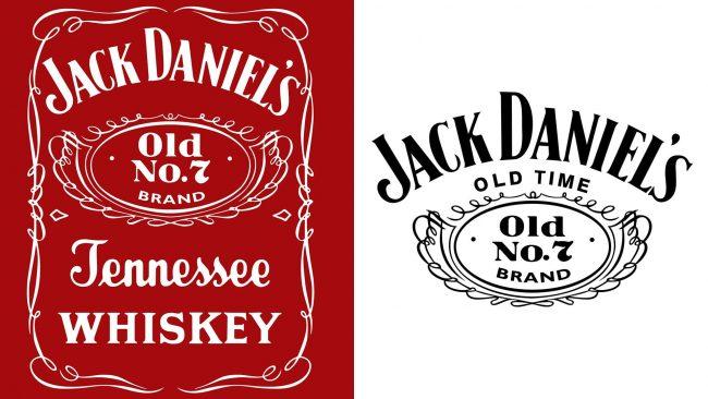 Jack Daniel's Whiskey Logo