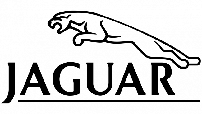 Jaguar Zeichen