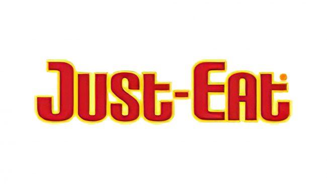 Just Eat Logo 2001-2011