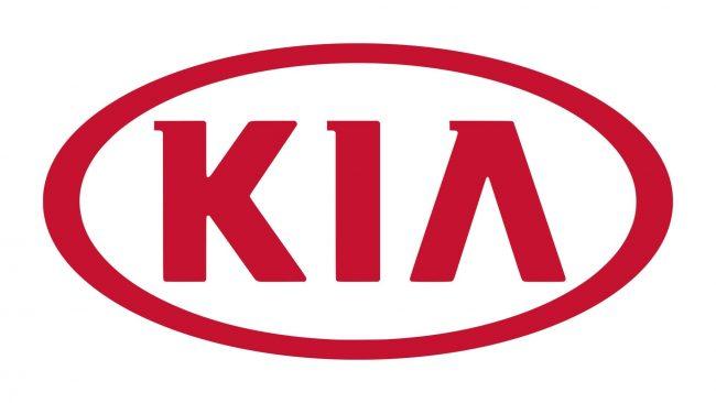 Kia Motors Logo 2012-2021