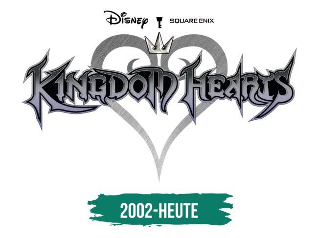 Kingdom Hearts Logo Geschichte
