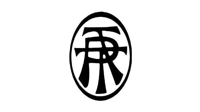 La Poste Logo 1930-1934