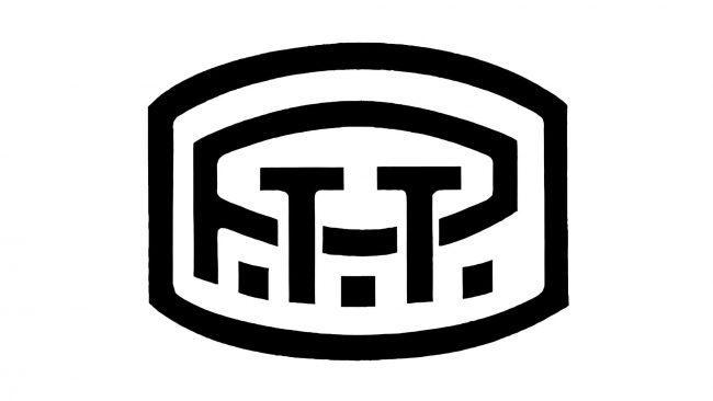 La Poste Logo 1934-1953