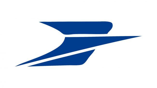 La Poste Logo 1978-1984