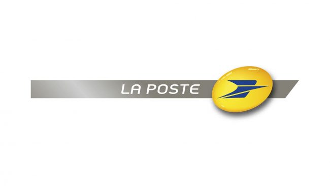 La Poste Logo 2005-2012
