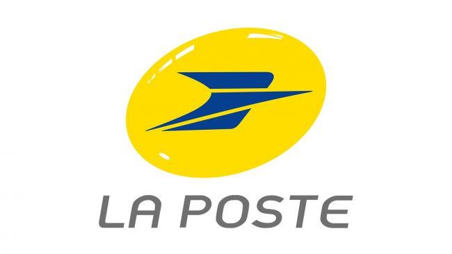 La Poste Logo 2012-2018